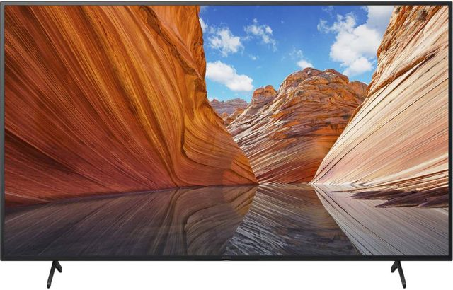 "Sony® X80J 55"" HDR 4K Ultra HD Smart Google TV-KD55X80J"