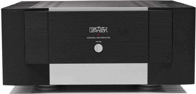 Mark Levinson® Monaural Power Amplifier-Black-NO 536