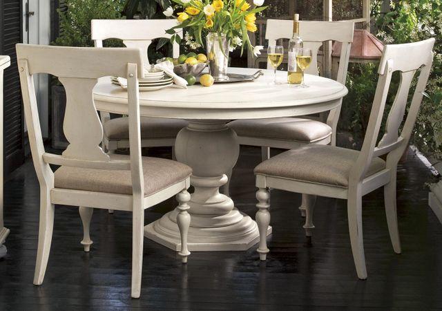 Paula Deen by Universal Furniture Round Pedestal Table-996655