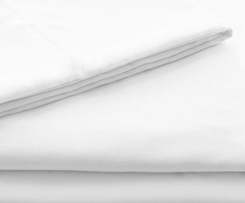 Malouf® Sleep Woven® Brushed Microfiber White Split California King Sheet Set-MA90SCWHMS