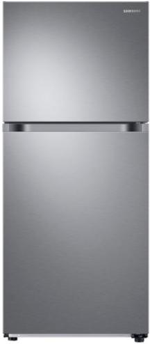 Samsung 18 Cu. Ft. Top Freezer Refrigerator-Stainless Steel-RT18M6215SR