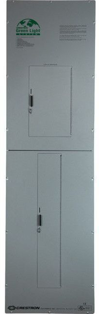 Crestron® Green Light® Power Switching Cabinet-GLPS
