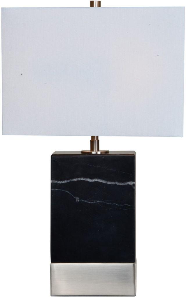 Renwil® Heme Satin Nickel Table Lamp-LPT729
