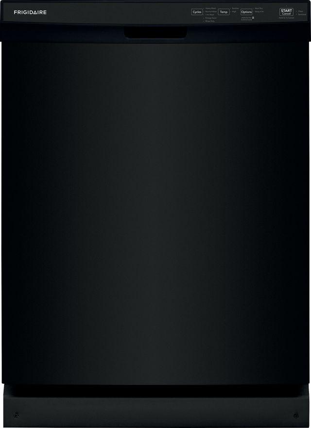 """Frigidaire® 24"""" Black Built In Dishwasher-FFCD2418UB"""