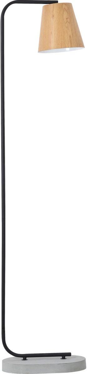Renwil® Ferra Black Powder Floor Lamp-LPF3108