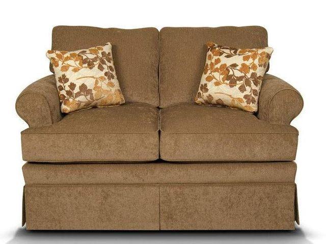 England Furniture® William Loveseat Glider-5330-88