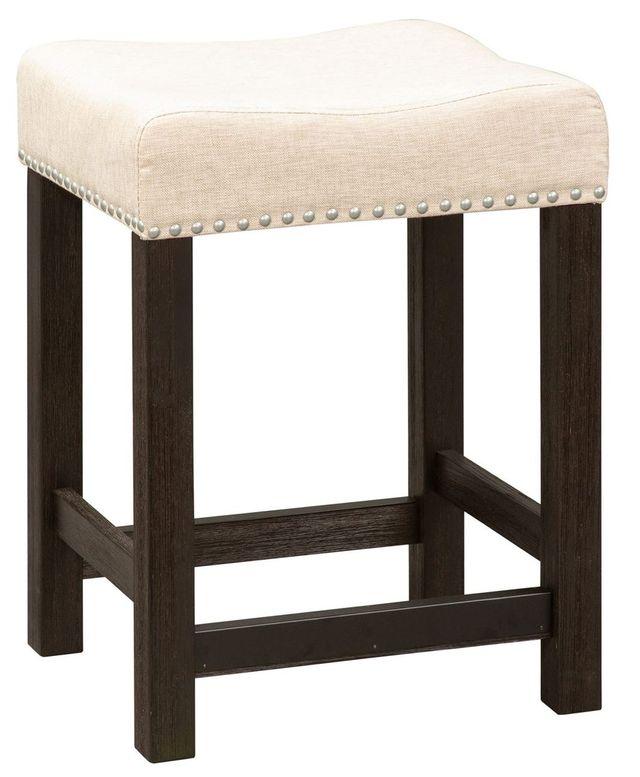 Liberty Furniture Heatherbrook Charcoal Barstool-422-OT9001