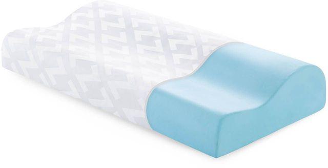 Malouf® Sleep Z® Contour Gel Dough® Pillow-ZZTRLPGC