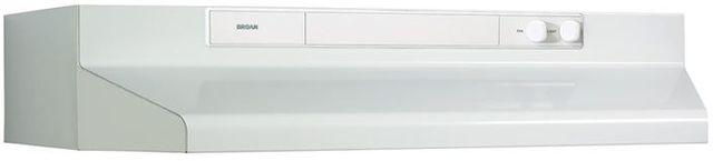 "Broan® 46000 Series 30"" White Under Cabinet Range Hood-463011"