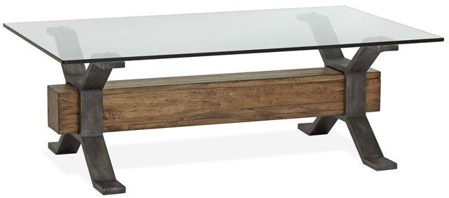 Table à cocktail rectangulaire Sawyer Magnussen®-T4570-43