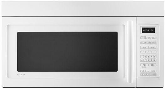 JennAir® Over The Range Microwave Oven-White-JMV8208WW