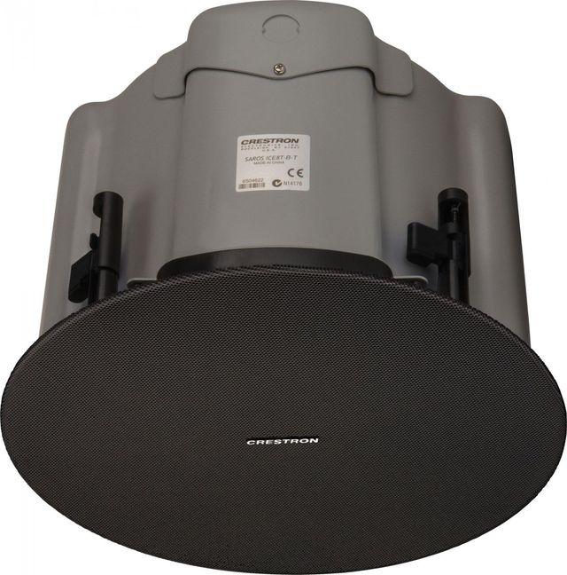 """Crestron® Saros®  Express 8"""" 2-Way In-Ceiling Speaker-Black-SAROS ICE8T-B-T-EACH"""