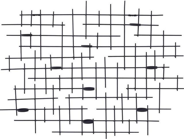 Porte-lumière Callahan, noir mat, Renwil®-W6673