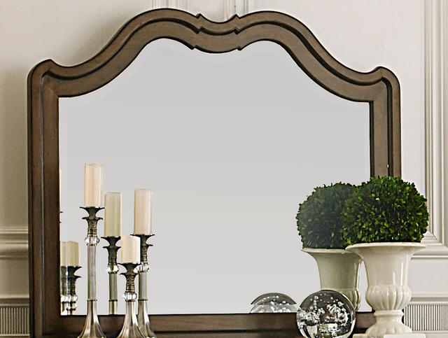 Liberty Furniture Cotswold Cinnamon Landscape Mirror-545-BR52
