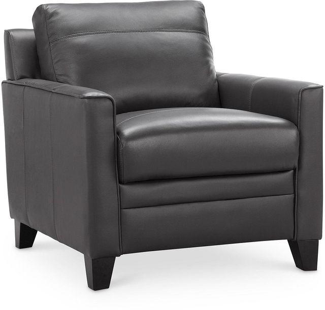 Leather Italia Cambria Fletcher Chair-1444-6287B-011128A