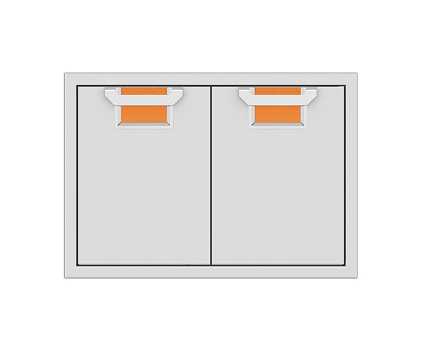 "Aspire By Hestan AEAD Series 30"" Citra Double Access Doors-AEAD30-OR"