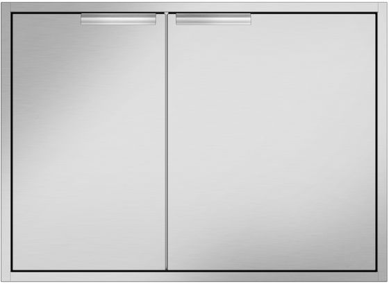 """DCS 42"""" Brushed Stainless Steel Dry Pantry-DP1-42"""
