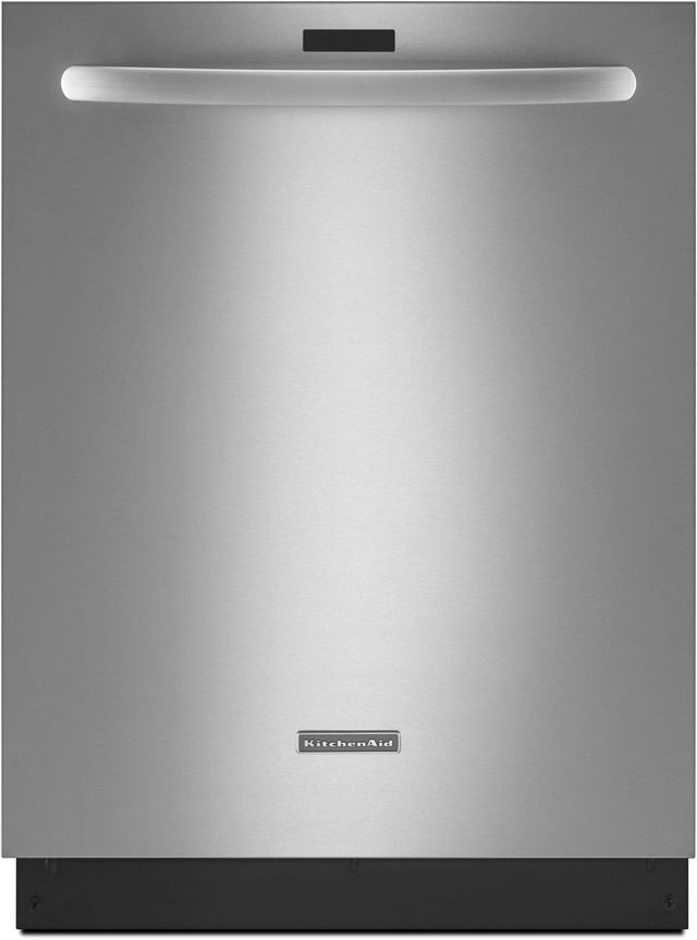 "KitchenAid® 24"" Stainless Steel Built In Dishwasher-KDTM354DSS"