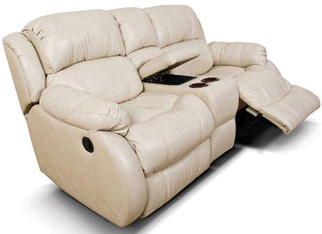 England Furniture® Litton Double Rocking Reclining Loveseat-201090L