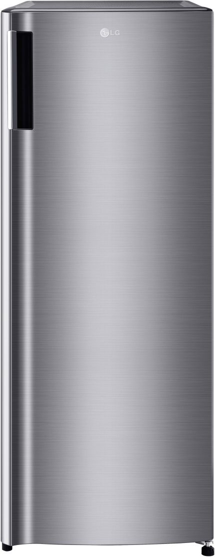 LG 6.9 Cu. Ft. Platinum Silver Single Door Refrigerator-LRONC0705V