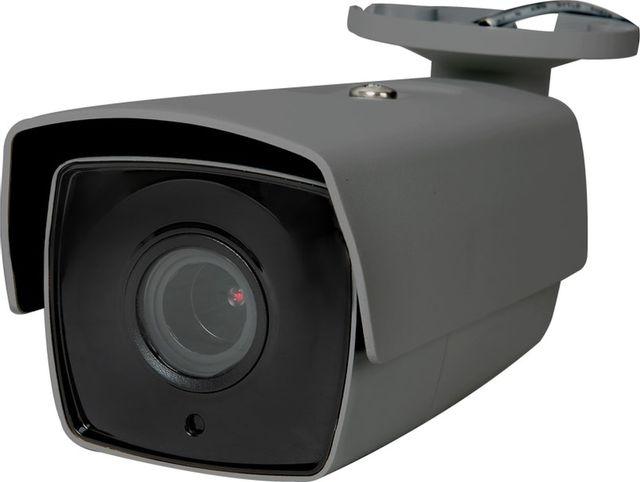 SnapAV Luma Surveillance™ 310 Series Gray Bullet Analog Camera-LUM-310-BUL-A-GR