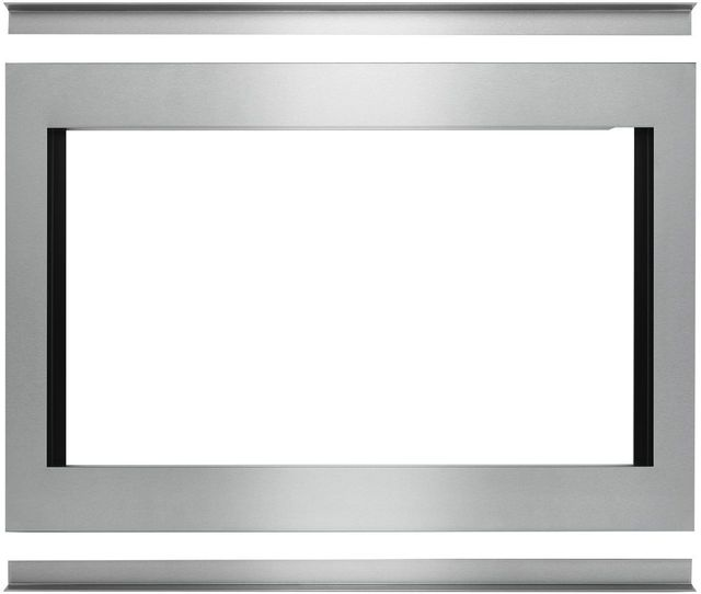 """Whirlpool® 30"""" Stainless Steel Traditional Convection Microwave Trim Kit-MKC3150ES"""