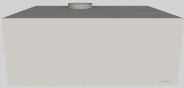 """Vent-A-Hood® 30"""" Wall Mounted Range Hood-Stainless Steel-CWH-130 SS"""