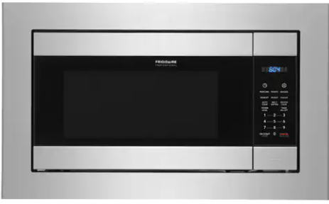 Frigidaire Professional® 2.2 Cu. Ft. Stainless Steel Built In Microwave-CPMO227NUF