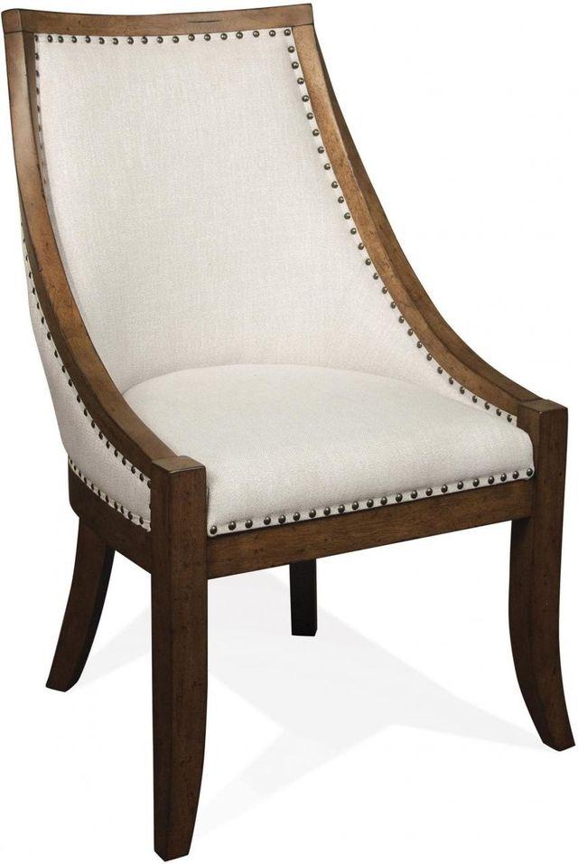 Riverside Furniture Hawthorne Upholstered Hostess Chair-23659