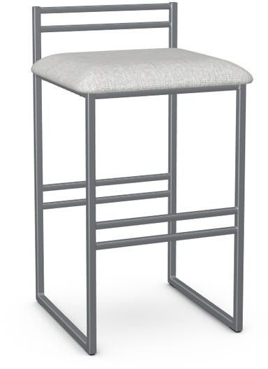 Amisco Sonoma Non-Swivel Counter Stool-40355-26