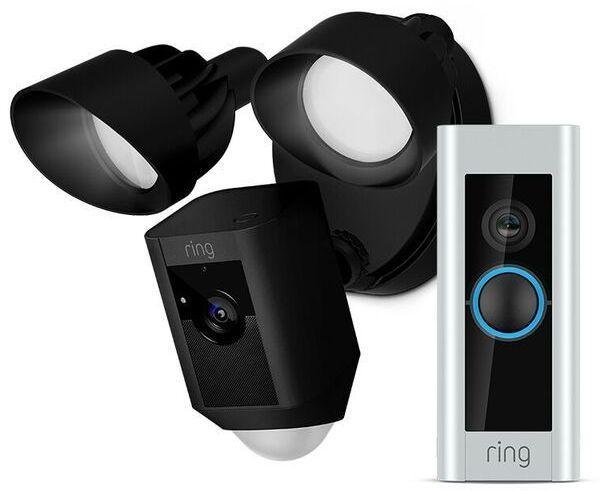 Ring Black Starter Pro Kit-4139785093151