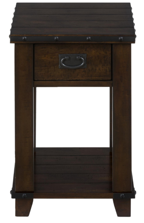 Jofran Inc. Cassidy Chairside Table-561-7