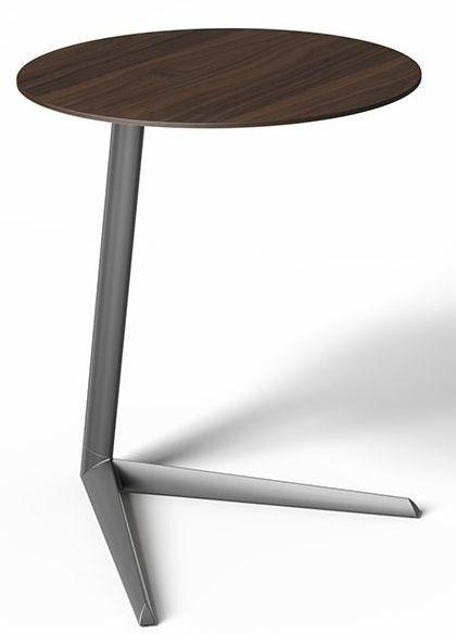 BDI Milo® 1055 Toasted Walnut Media Table-1055 TWL