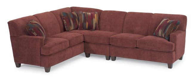 Flexsteel® Dempsey Fabric Sectional-5641-SECT