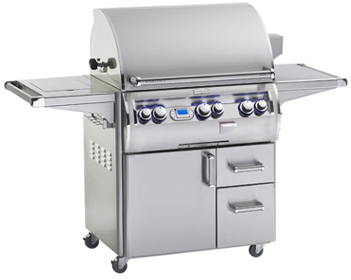 Fire Magic® Echelon Diamond Collection Portable Grill-Stainless Steel-E660s-4E1P-62