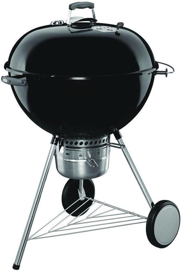 Weber® Original Kettle™ Series Black Premium Charcoal Grill-16401001