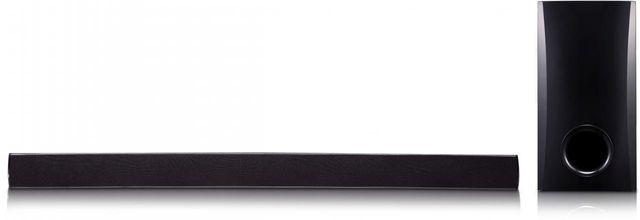 LG 2.1 Channel 100W Soundbar with Subwoofer-SH2