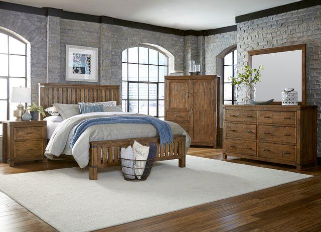 Everett Queen Bedroom Set 5010dk Qhb Qfb Qsr D M N Levin Furniture Pennsylvania And Ohio