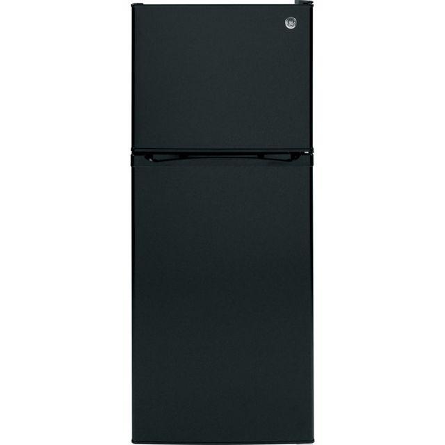 Réfrigérateur à congélateur supérieur de 24 po GE® de 11,6 pi³ - Blanc-GPE12FGKBB
