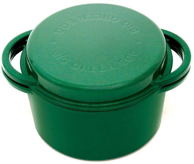 Big Green Egg® Enameled Cast Iron Round Dutch Oven-117045