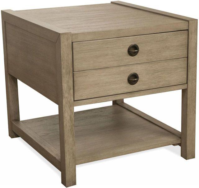Riverside Furniture Perspectives Side Table-28108