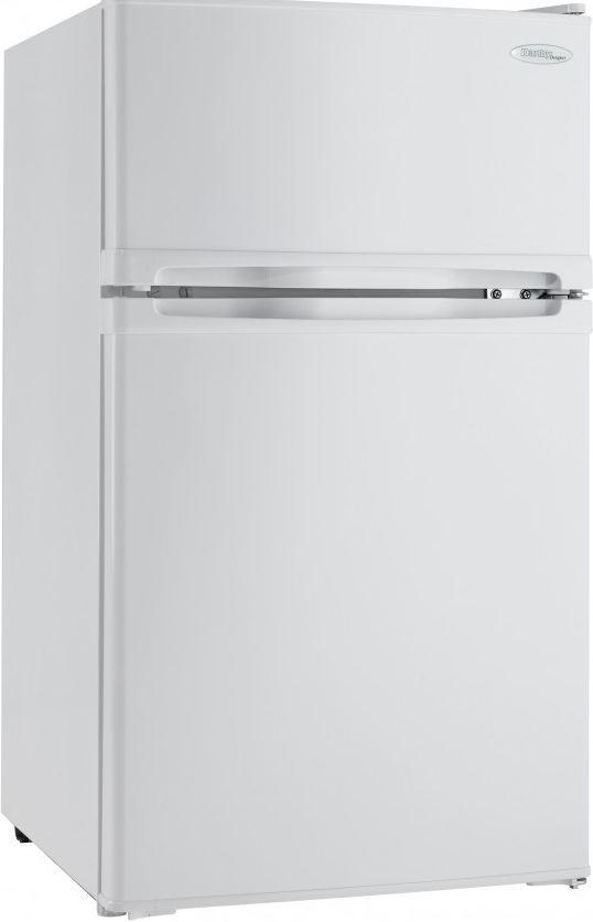 Danby® Designer Series 3.1 Cu. Ft. White Compact Refrigerator-DCR031B1WDD