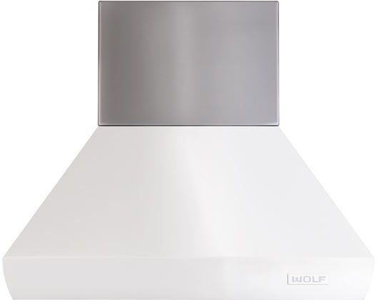 Wolf® Stainless Steel Pro Chimney Hood Duct Cover-811025