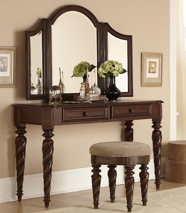 Liberty Furniture Arbor Place Brownstone Vanity-575-BR35