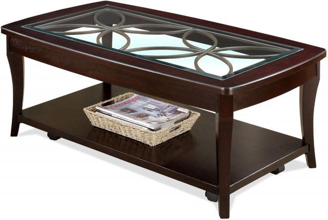 Riverside Furniture Annandale Rectangular Coffee Table-12401