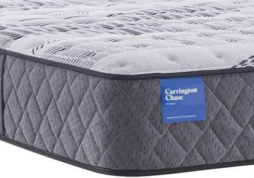 Carrington Chase by Sealy® Clairebrook Tight Top Hybrid Cushion Firm Queen Mattress-52670451