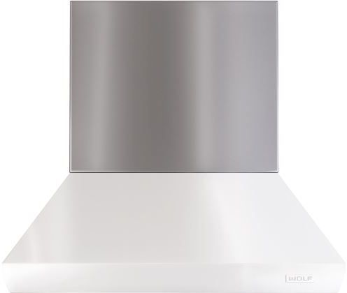 Wolf® Stainless Steel Pro Chimney Hood Duct Cover-811034