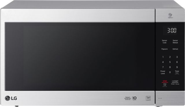 LG NeoChef™ 2.0 Cu. Ft. Stainless Steel Countertop Microwave-LMC2075ST