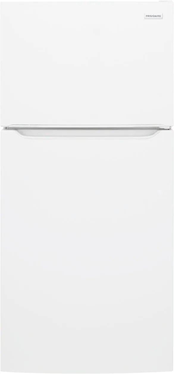Frigidaire® 18.3 Cu. Ft. White Top Freezer Refrigerator-FFHT1835VW