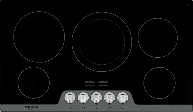 """Frigidaire Gallery® 36"""" Stainless Steel Electric Cooktop-FGEC3648US"""